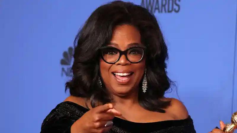 Oprah Winfrey serial entrepreneur